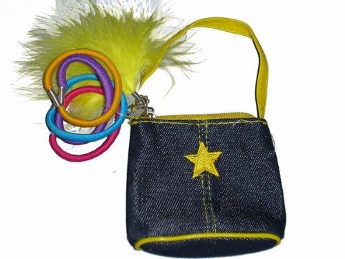 feather-handbag-purse-yellow-by-glitz4girlz