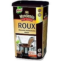Mondamin Roux klassische Mehlschwitze dunkel (Granulat für sofortige Bindung) 1er Pack (1x 1kg)