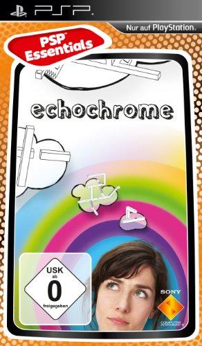 Echochrome [Essentials] - [Sony PSP]