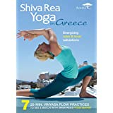 Shiva Rea In Greece