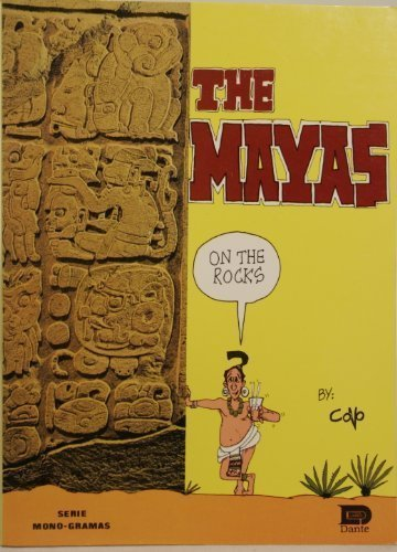The Mayas, on the rocks (Serie Mono-gramas) by Javier Covo Torres (1987-08-02)