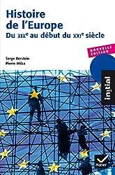 Histoire de l'Europe - Du XIXe au début du XXIe siècle