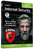 G DATA Internet Security (2019) / Antivirus Software / Virenschutz für 2 Windows-PC und 2 Android-Geräte / Trust in German Sicherheit