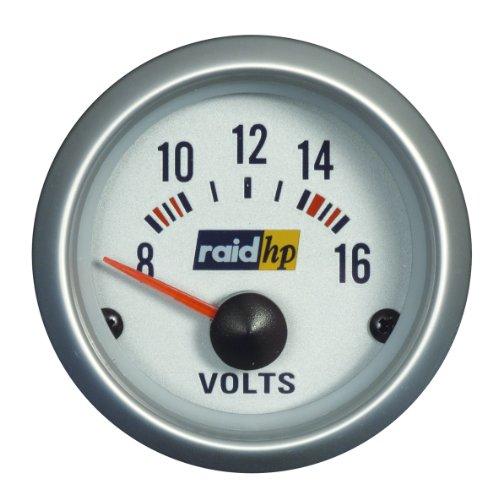 Raid HP 660223 Voltmeter, Zusatzinstrument Silver Line