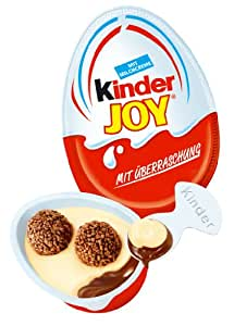 Kinder Joy, 48er Pack (48 x 20 g): Amazon.de: Lebensmittel ...