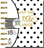 "Me & My Big Ideas Create 365 18-Month Planner 7.75""X9.75""-Pianificatore, Sugar & Type"