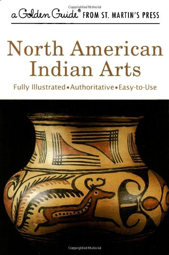 north-american-indian-arts-golden-guide
