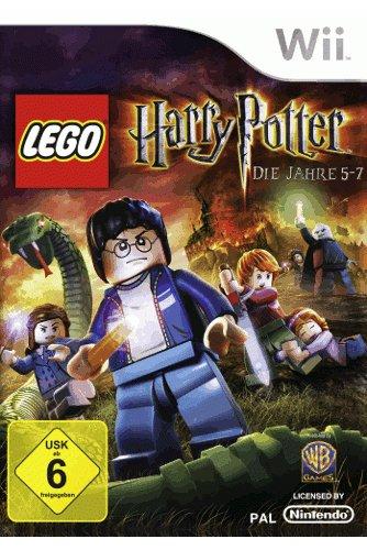 Lego Harry Potter - Die Jahre 5 - 7 [Software Pyramide] - [Nintendo Wii] (Harry Potter Jahr Fünf)