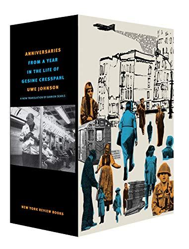 Anniversaries (Nyrb Classics) por Uwe Johnson