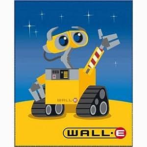 PLAID POLAIRE WALL-E