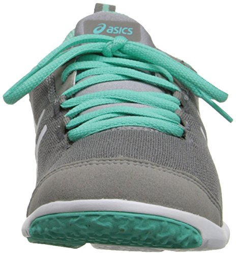 Asics Femme Metrolyte Chaussures de marche Heather Grey/Mint/White