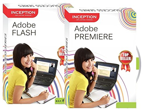 Learn Adobe Flash + Adobe Premiere (Inception Success Series - 2 CDs)