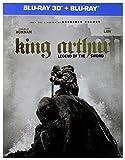 Rey Arturo: La leyenda de ExcĂAlibur Steelbook [Blu-Ray]+[Blu-Ray 3D] [Region B] (Audio espa241;ol. Subtítulos en espa241;ol)