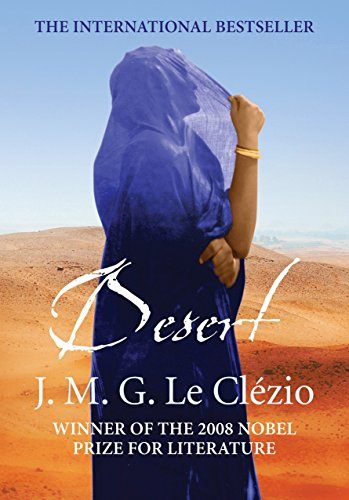 Book cover for Desert