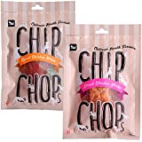 Chip Chops Roast Chicken Strips & Sun Dried Chicken Jerky