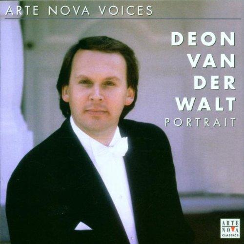 Opera Arias:Deon Van der Walt [Import anglais]