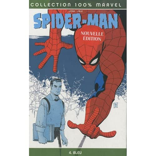 Spider-Man, tome 4 : Bleu