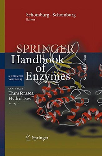 Class 2-3.2 Transferases, Hydrolases: EC 2-3.2 (Springer Handbook of Enzymes)