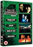 Chilling Horrors (Taking Lives (Unrated) / Dead Calm / House of Wax  / Sphere) [DVD] [2008]
