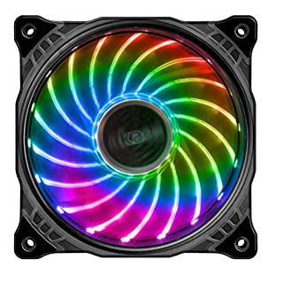 Akasa AK-FN093 Vegas X7 12 cm RGB LED PC Fan
