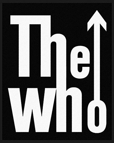 parche-the-who-arrow-logo
