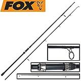 Fox Eos Karpfenrute Abbreviated Handle 10ft 3lbs, Karpfenruten zum Angeln auf Karpfen, Angelrute zum Karpfenangeln, Karpfenangel