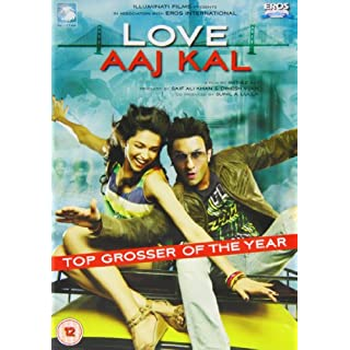 Love Aaj Kal [DVD]