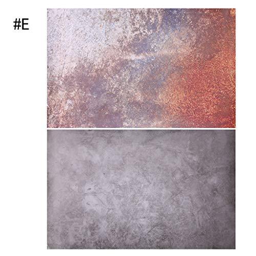 Dabixx geknackt Wand Textur Papier Hintergrund Kulisse für Studio Foto Fotografie Prop-Red Prop Satin