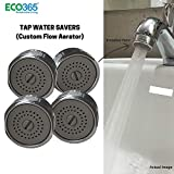 ECO365 Custome Flow Aerator- Alter Flow Rate- Pack of 4