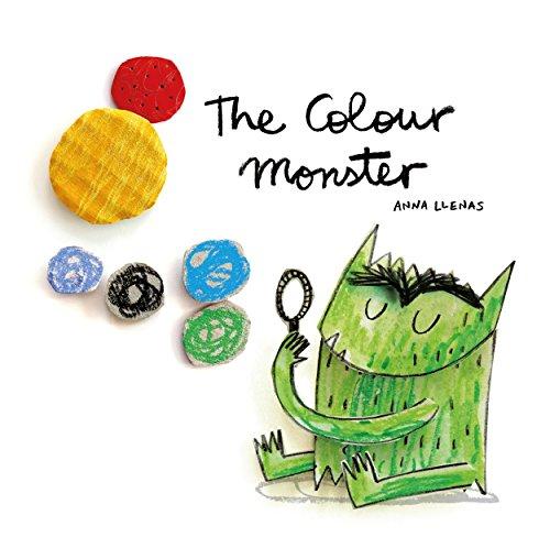 The Colour Monster por Llenas Anna