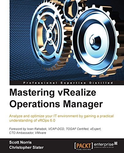 Free Mastering vRealize Operations Manager PDF Download