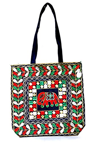 Healing Crystals India , Damen Schultertasche Design-10