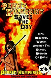 Penny Kilkenny Saves The Day (a Man From U.N.D.E.A.D. spin-off novel)