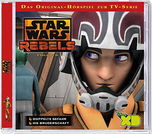 Star Wars Rebels - Hörspiel, Folge 9: Doppelte Gefahr