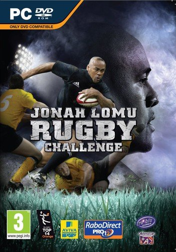 Jonah Lomu Rugby (Jonah Lomu Rugby Challenge PC (9312590140365))