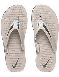 Nike Men Brown Chroma Thong 5 Printed Flip-Flops (833808-205)