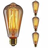 Edison Lampe Vintage Stil Glühbirne