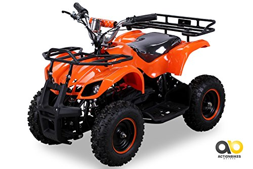 Kinder Elektro Miniquad Torino 800 Watt (Orange)