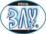 BAY® 3-Kammern schwarz WAND-Schlagpolster, Schlagkissen, Sandsack, Boxsack, 115 cm, Wandsandsack, Makiwara, Wandschlagpolster, Wandschlagkissen, Wandmakiwara - 3