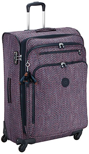 Kipling - YOURI SPIN 78  - 99 Litres - Trolley - Mini Geo - (Multi-couleur)