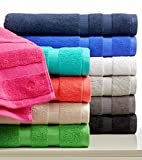 #8: Trident 100 % Cotton King Extra Soft, Long durability High Quality Premium Range Soothing Colour Towel 18 x 5 inches (Set of 12)