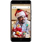 Wileyfox Swift 2 Plus - Teléfono móvil libre (pantalla de 5 pulgadas de alta definición, 32 GB de memoria interna con 3 GB de RAM, doble SIM 4G, sistema operativo Android Nougat 7.1.1), color negro