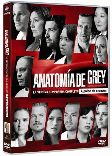 Anatomia de Grey - Temporada 7 [Spanien Import]