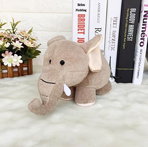 HNBGY Linda Muñeco de Peluche de Felpa 20x15cm Muñeca de Elefante Largo...
