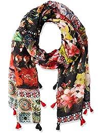 Amazon.fr   Desigual - Echarpes et foulards   Accessoires   Vêtements fa558f0fd1e