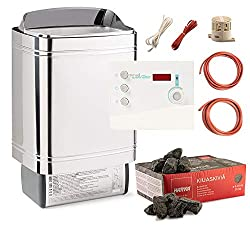 Well Solutions Sauna Steuerung K3 bis 9 kW f/ür Bio//Kombisauna/öfen Nachfolgeger/ät Ondal K 1-3 Saunasteuerung