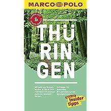 MARCO POLO Reiseführer Thüringen: Reisen mit Insider-Tipps. Inklusive kostenloser Touren-App & Update-Service