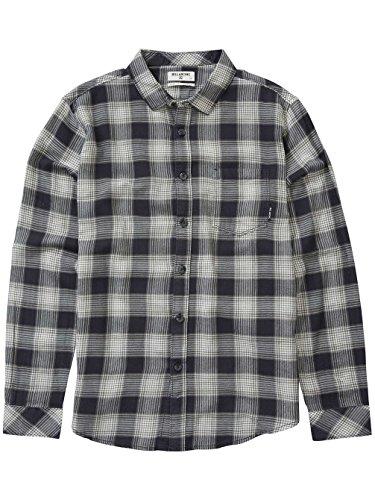 Herren Hemd lang Billabong Fremont Flannel Hemd char