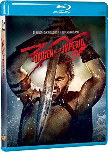 300: El Origen De Un Imperio Blu-Ray [Blu-ray]
