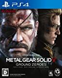 Metal Gear Solid V Ground Zeroes - édition standard [PS4]